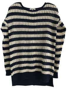 Madewell Stripe Knit Sweater