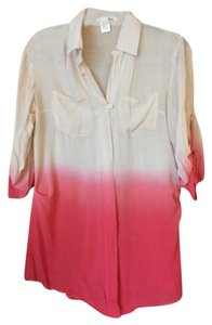 Ellison Button Down Shirt Pink