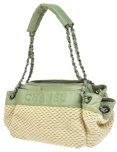 Chanel Chain Flap Spring Summer Quilted Lambskin Shoulder Bag