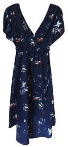 Navy Maxi Dress by Angie