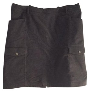 Eddie Bauer Skirt Grey