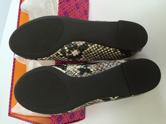 Tory Burch Coconut Brown Flats Image 7
