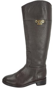 Tory Burch 043005 Riding Brown Boots