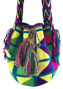 Wayuu Tribe Boho Coachella Festival Cross Body Bag