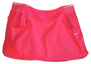Nike Mini Skirt Ruched Sides
