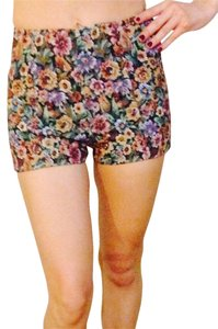 Reign Shorts Flower Multi Print