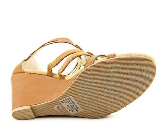 Style & Co Tan Wedges Image 4