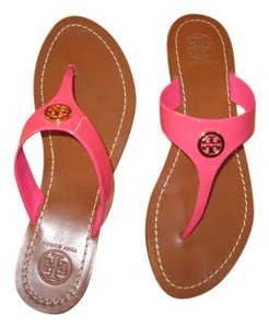 Tory Burch Bougainville Pink Sandals