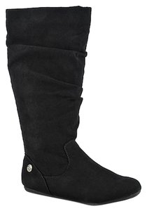 Groove Black Boots