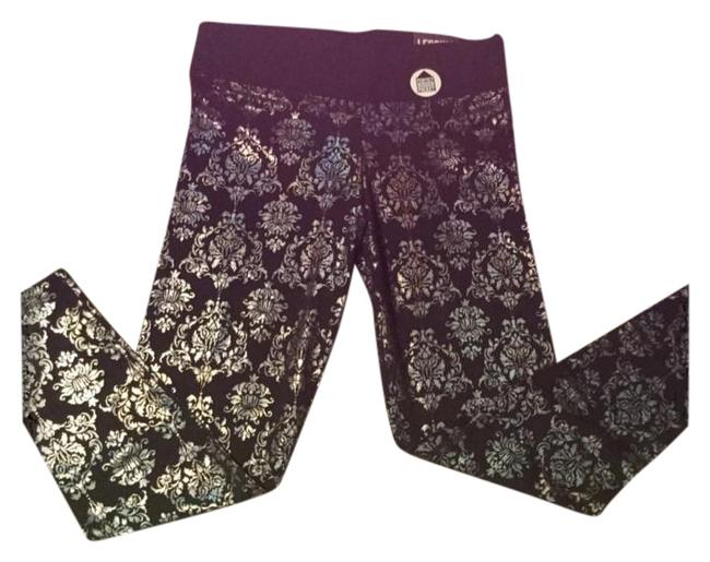 Item - Black/Silver Activewear Bottoms Size 4 (S, 27)