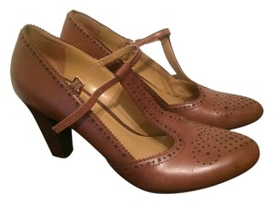 Franco Sarto light brown Pumps