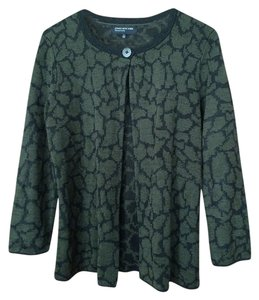 Jones New York Top dark green/black