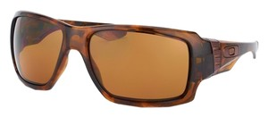Oakley Designer Oakley Bronze Polarized Male Sunglasses OO9173-05