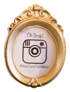 Small Picture Frame (wedding Hashtag Frame)