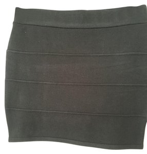 Zenana Outfitter Mini Skirt Black