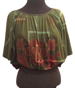 Custo Barcelona Top Green multi