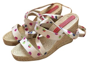 Marc by Marc Jacobs Espadrille Multi Wedges