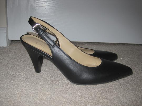 Naturalizer Black Pumps Image 3