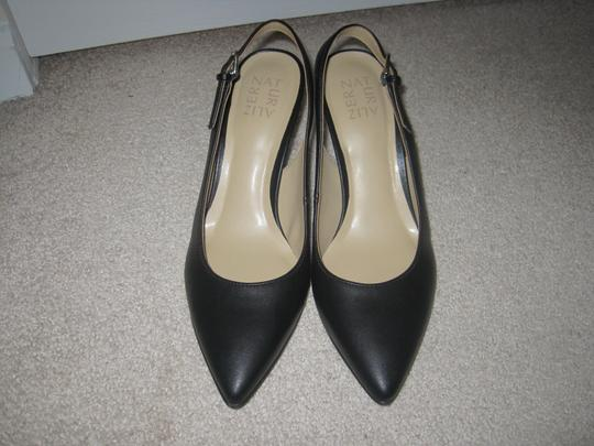 Naturalizer Black Pumps Image 5