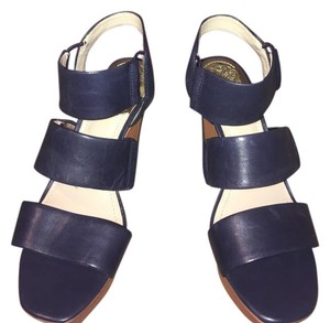 Vince Camuto Navy Sandals