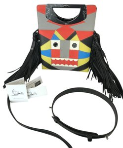Christian Louboutin Mini Passage Monster Cross Body Bag