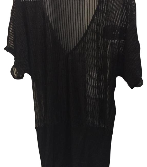 Item - Black Cover-up/Sarong Size 10 (M)