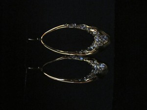 Alexis Bittar ALEXIS BITTAR CRYSTAL-ENCRUSTED TEARDROP EARRINGS
