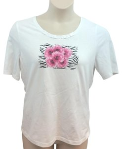 Basler White Blouse T Shirt