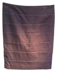 Worth Skirt Navy Blue