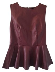 Olivaceous Top Burgundy