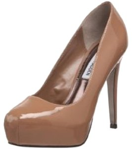 Steve Madden Light brown/nude Platforms