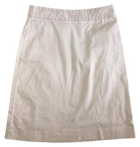 Banana Republic Skirt Khaki