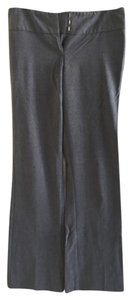 Kenneth Cole Wide Leg Pants Gray