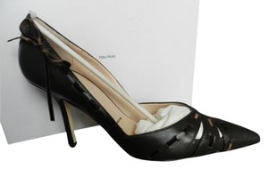 Vera Wang Chocolate Pumps