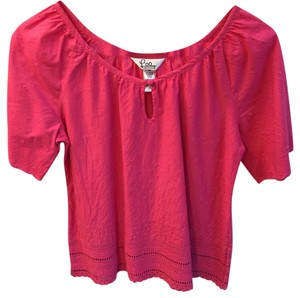 Lilly Pulitzer Top Hot pink
