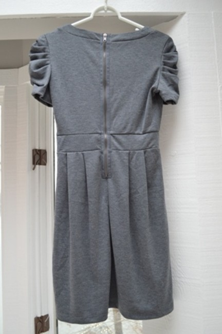 Be Bop short dress grey on Tradesy