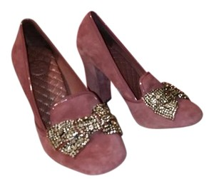 Tory Burch Magenta Pumps