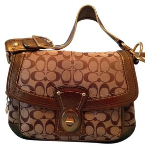 Coach New With Tags Shoulder Bag