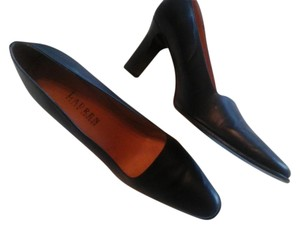 Ralph Lauren Navy Pumps