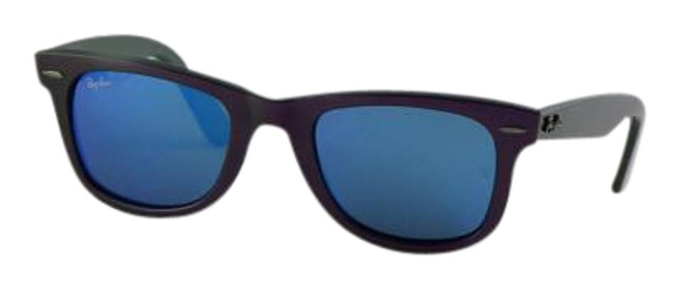 Ray-Ban   Purple Wayfarer Cosmo Collection Saturn Rb2140 Sunglasses ... 0a995551a182
