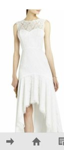 BCBGMAXAZRIA Bcbg Simple Wedding Dress Wedding Dress