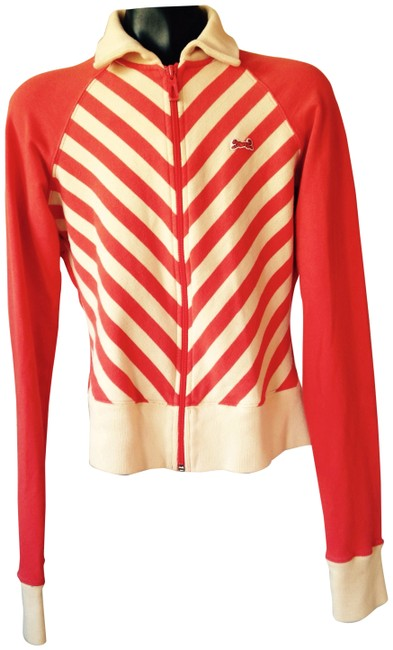 Le Tigre Sporty Casual Hipster Cute Jacket Collard Jacket Jacket