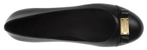 Marc Jacobs Leather black Flats