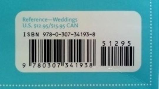 Teal The Knot Book Of Wedding Lists