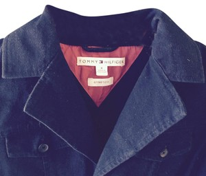 Tommy Hilfiger Womens Jean Jacket