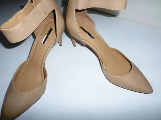 BCBG Paris Nude Pumps Image 1