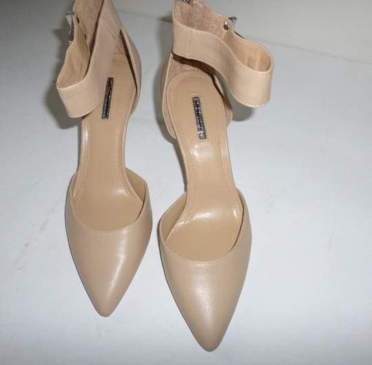 BCBG Paris Nude Pumps Image 2