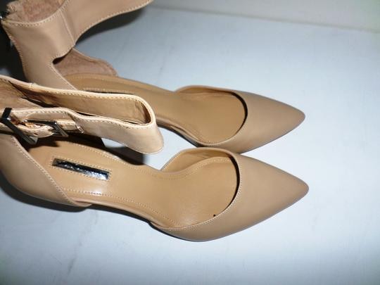 BCBG Paris Nude Pumps Image 4