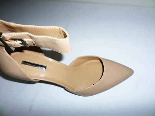 BCBG Paris Nude Pumps Image 5