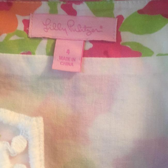 Lilly Pulitzer short dress Floral on Tradesy Image 2